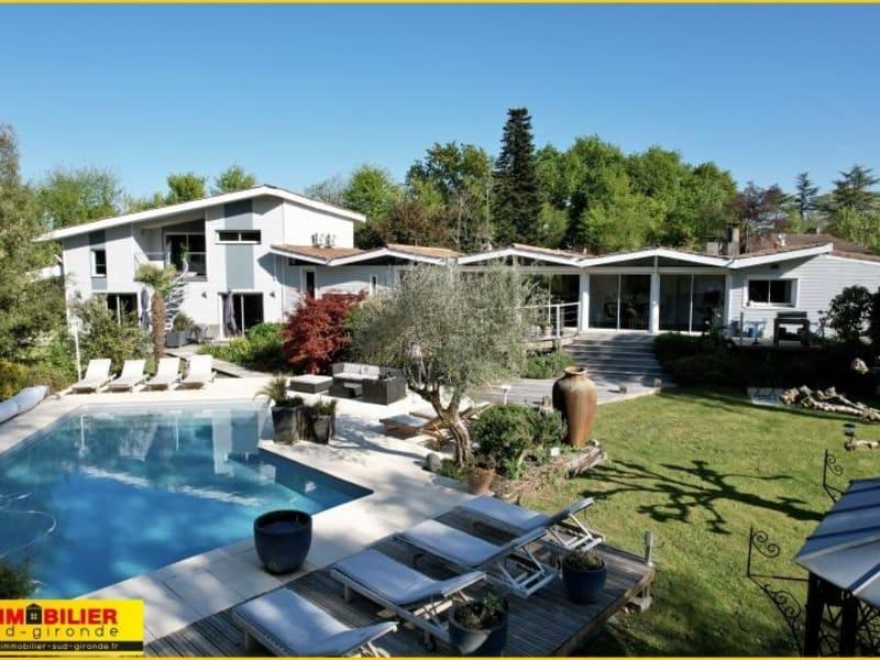 Verkauf von luxusobjekt haus Sadirac 1300000€ - Fotografie 3