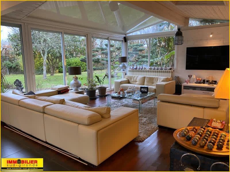 Verkauf von luxusobjekt haus Sadirac 1300000€ - Fotografie 9