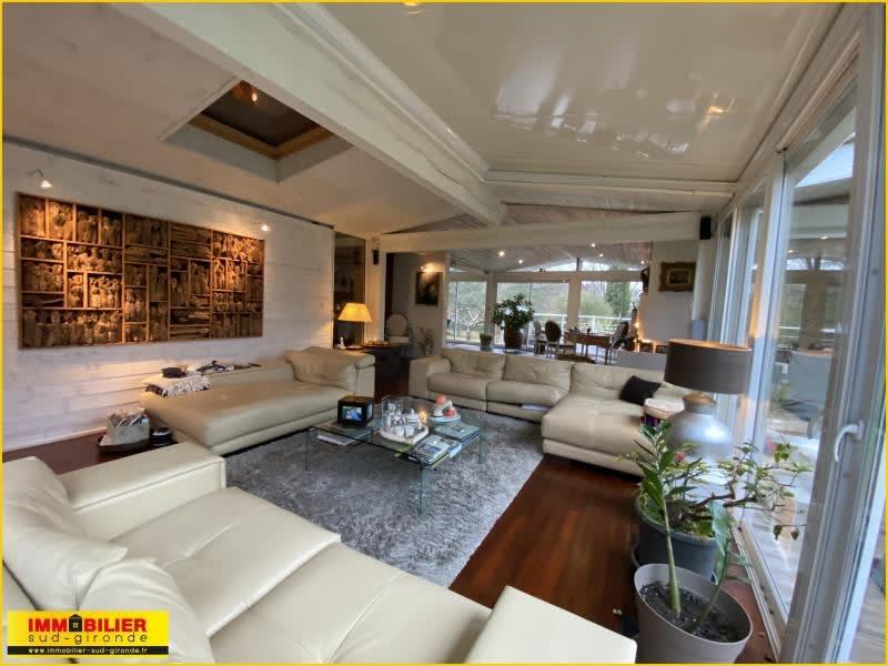 Verkauf von luxusobjekt haus Sadirac 1300000€ - Fotografie 10