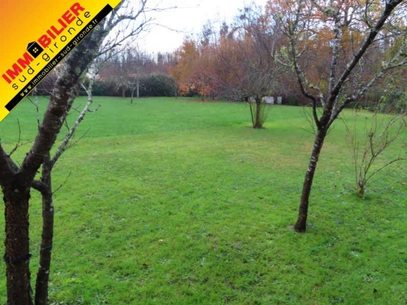 Sale site Podensac 134000€ - Picture 1