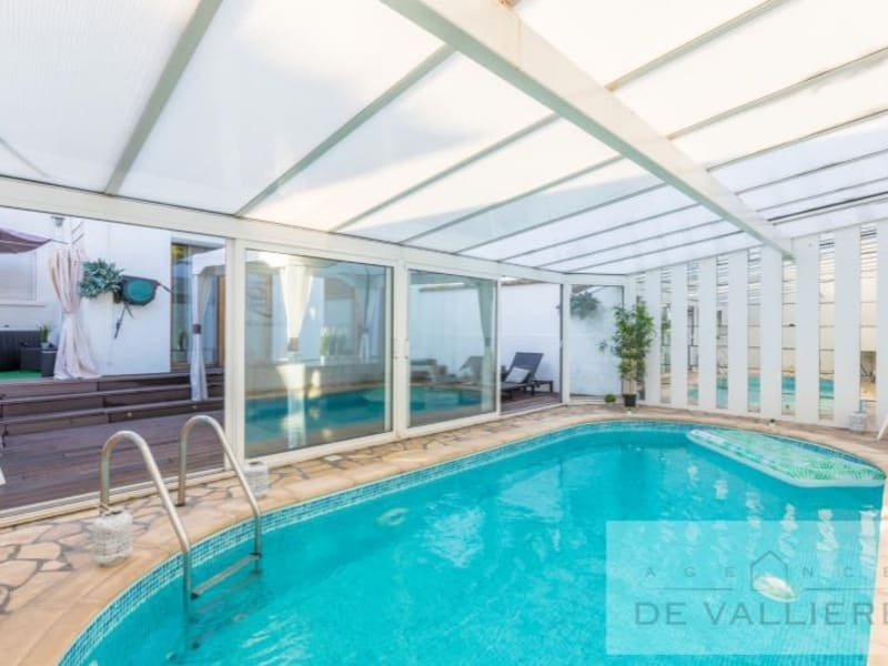 Deluxe sale house / villa Beauchamp 699000€ - Picture 8