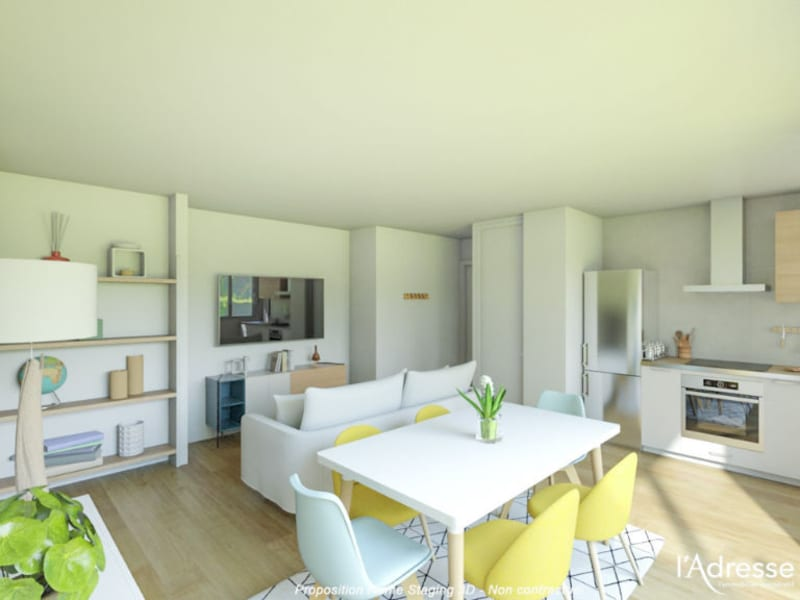 Sale apartment Marly le roi 161000€ - Picture 9