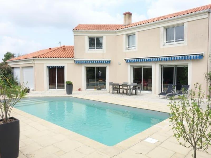 Vente maison / villa Cholet 392800€ - Photo 1