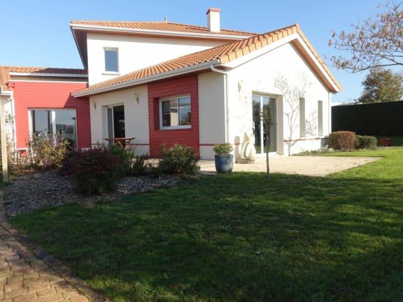 Sale house / villa Cholet 463455€ - Picture 2