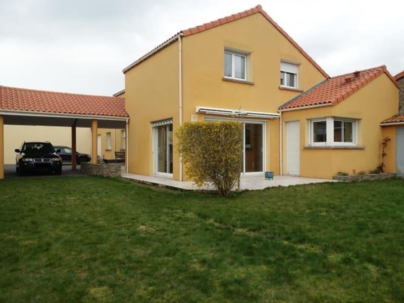 Vente maison / villa Cholet 483000€ - Photo 1