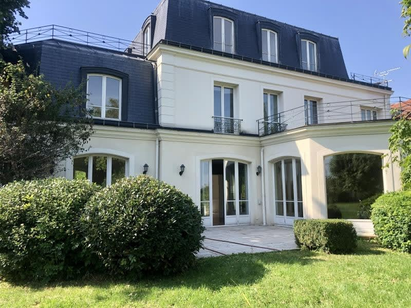 Sale house / villa St cloud 5500000€ - Picture 1