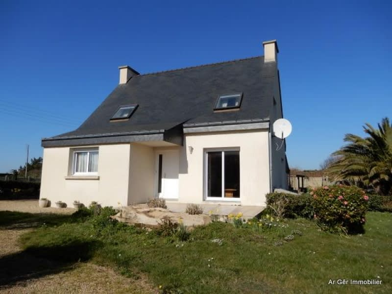 Sale house / villa Plougasnou 339200€ - Picture 5