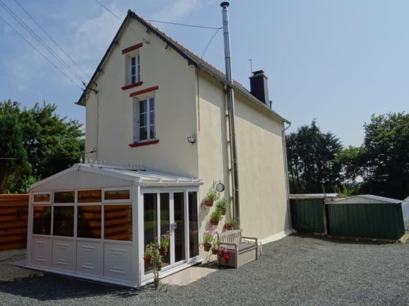 Sale house / villa Plougonver 128400€ - Picture 2