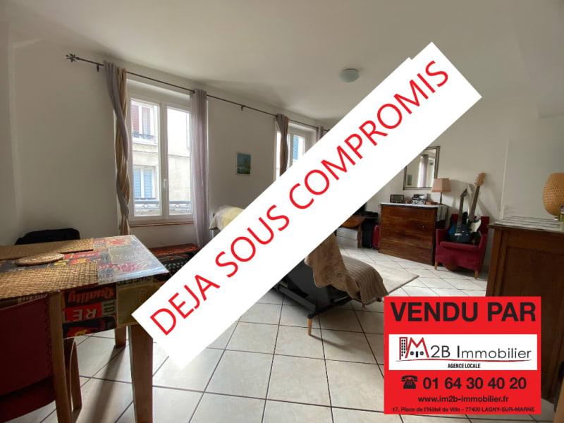 Vente appartement Lagny sur marne 161000€ - Photo 1