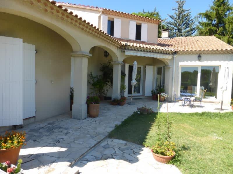 Sale house / villa Eguilles 855000€ - Picture 2