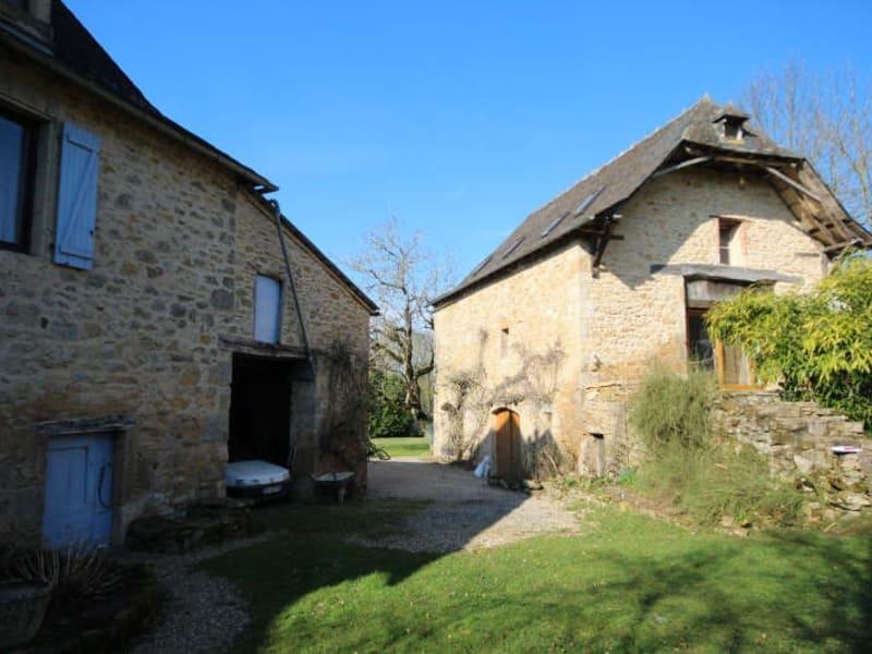 Sale house / villa Bournazel 280000€ - Picture 1