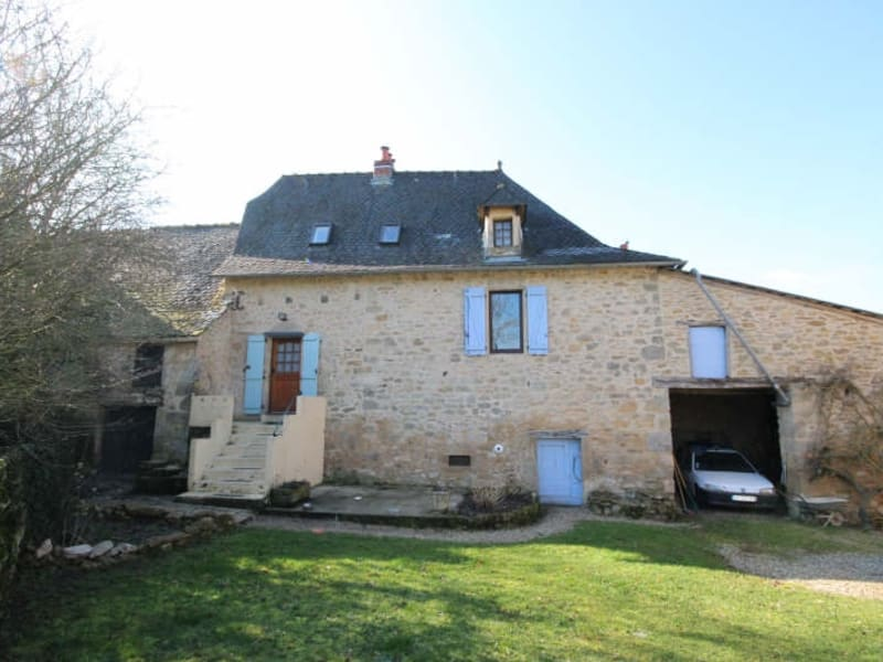 Sale house / villa Bournazel 280000€ - Picture 8