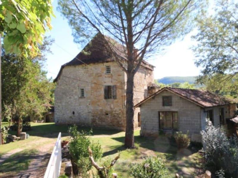 Vente de prestige maison / villa Cajarc 210000€ - Photo 1