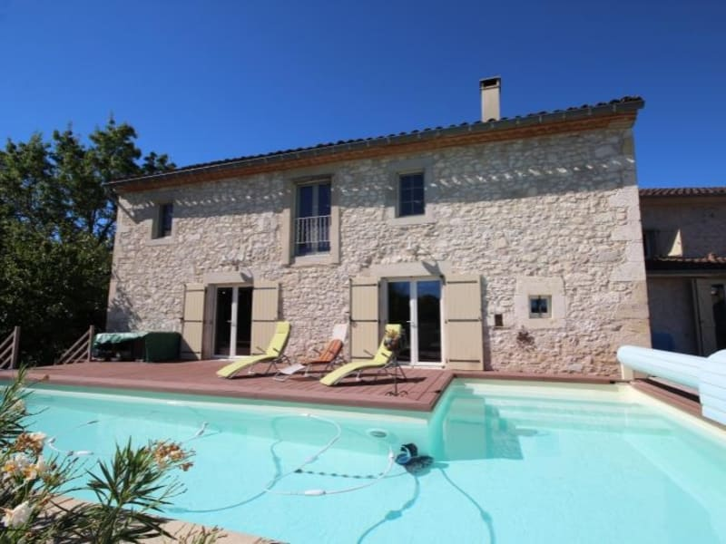 Vente maison / villa Montdragon 445000€ - Photo 1