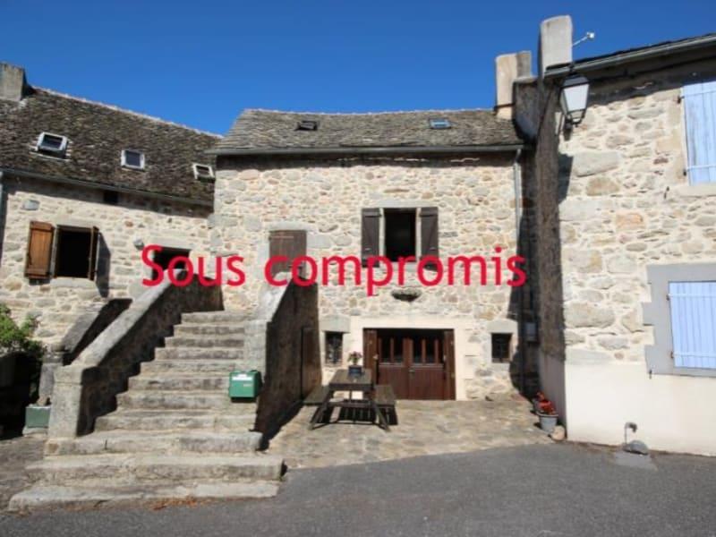 Sale house / villa Lunac 99000€ - Picture 1