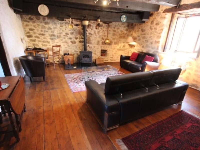 Sale house / villa Lunac 99000€ - Picture 2