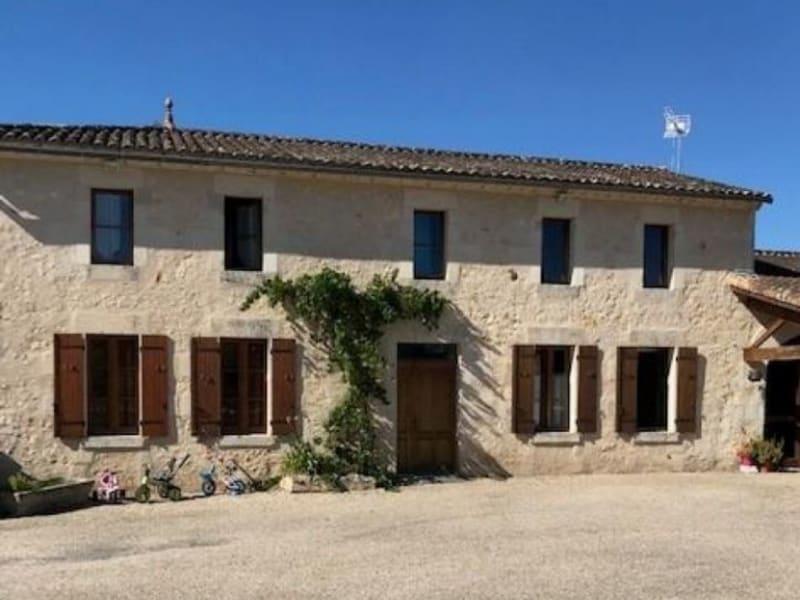 Sale house / villa St andre de cubzac 388000€ - Picture 1