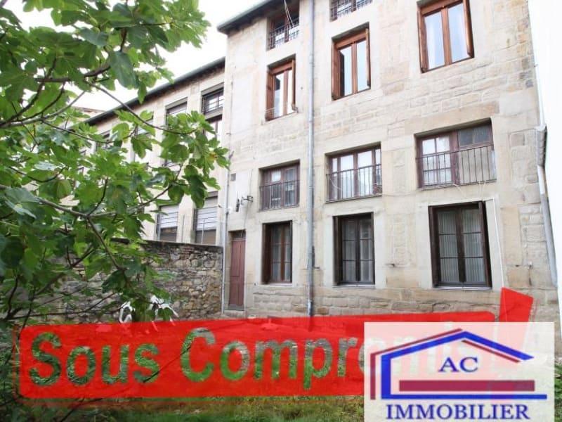 Vente appartement St etienne 97000€ - Photo 1