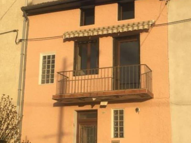 Vente maison / villa Unieux 117500€ - Photo 1