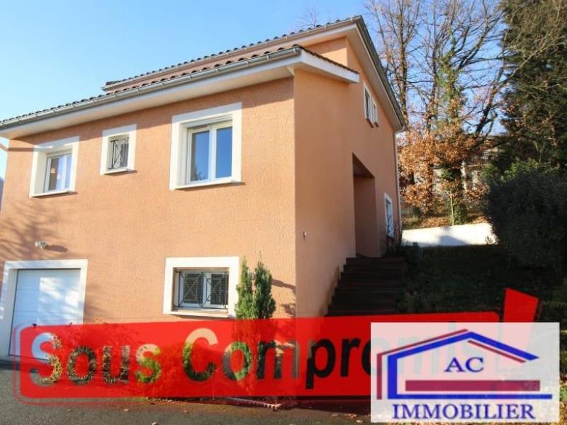 Vente maison / villa St priest en jarez 283500€ - Photo 1
