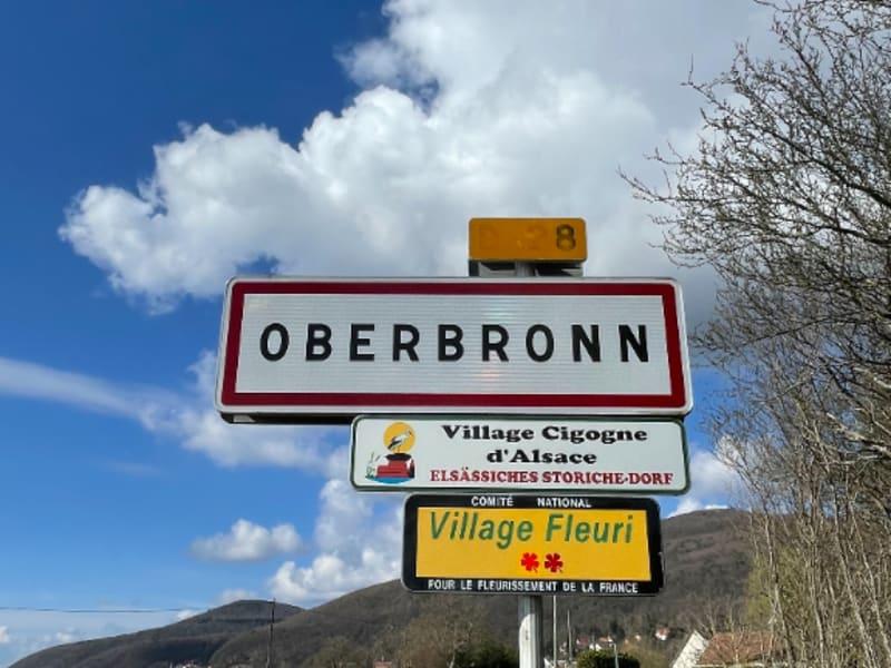 Vente terrain Oberbronn 59000€ - Photo 1