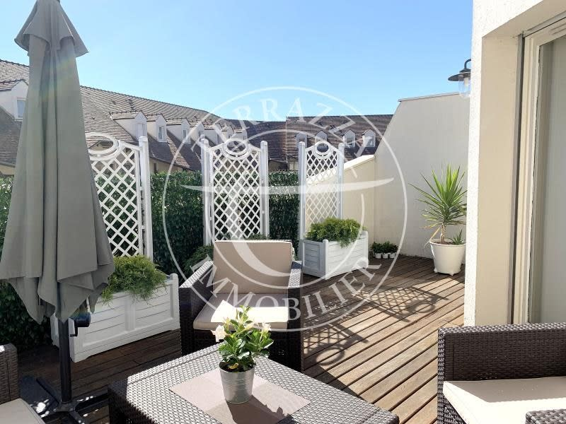 Sale apartment St nom la breteche 535 000€ - Picture 1