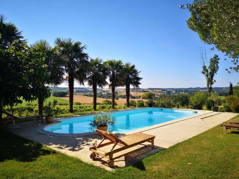 Vente maison / villa La romieu 895000€ - Photo 7