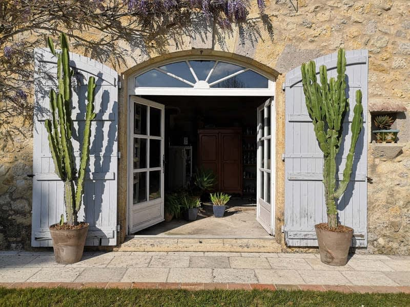 Vente maison / villa La romieu 895000€ - Photo 8