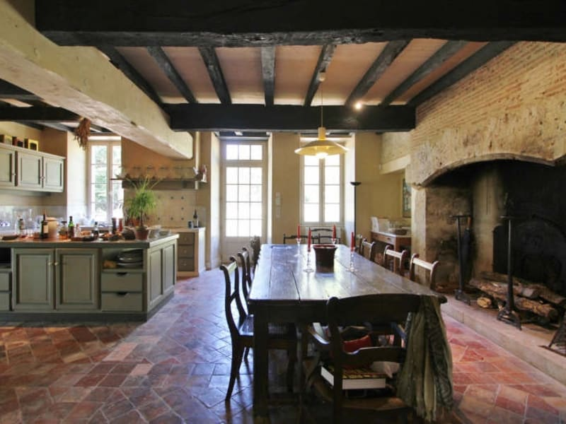 Verkoop van prestige  huis Lectoure 884000€ - Foto 6
