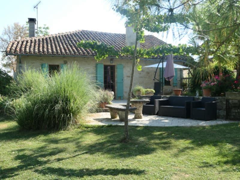 Sale house / villa Miradoux 374000€ - Picture 4