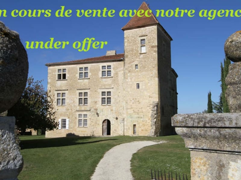 Verkauf von luxusobjekt haus Vic fezensac 1200000€ - Fotografie 1