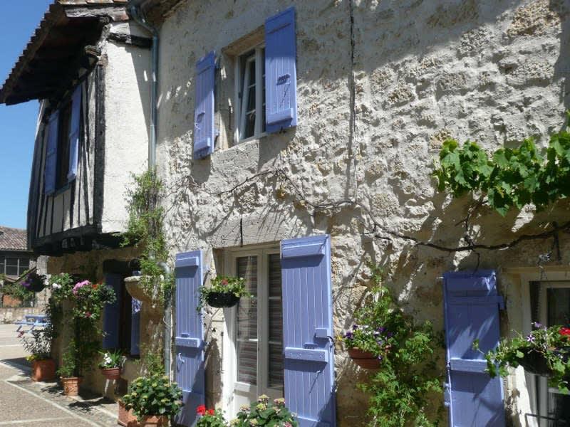 Sale house / villa Miradoux 264950€ - Picture 1