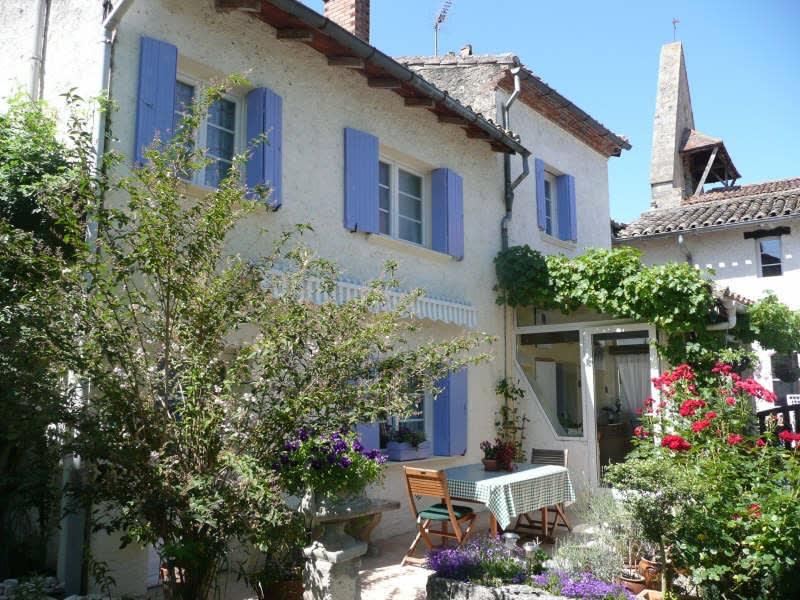 Sale house / villa Miradoux 264950€ - Picture 2