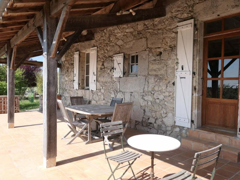 Sale house / villa St clar 349000€ - Picture 2