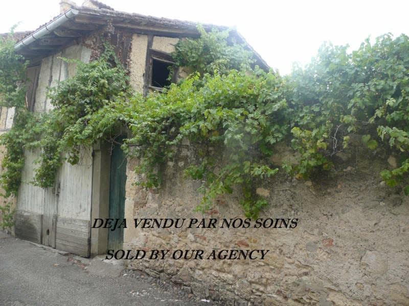 Sale house / villa Lectoure 95000€ - Picture 1