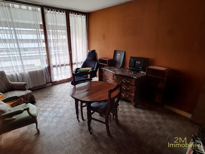 Sale apartment Vaux le penil 139000€ - Picture 2