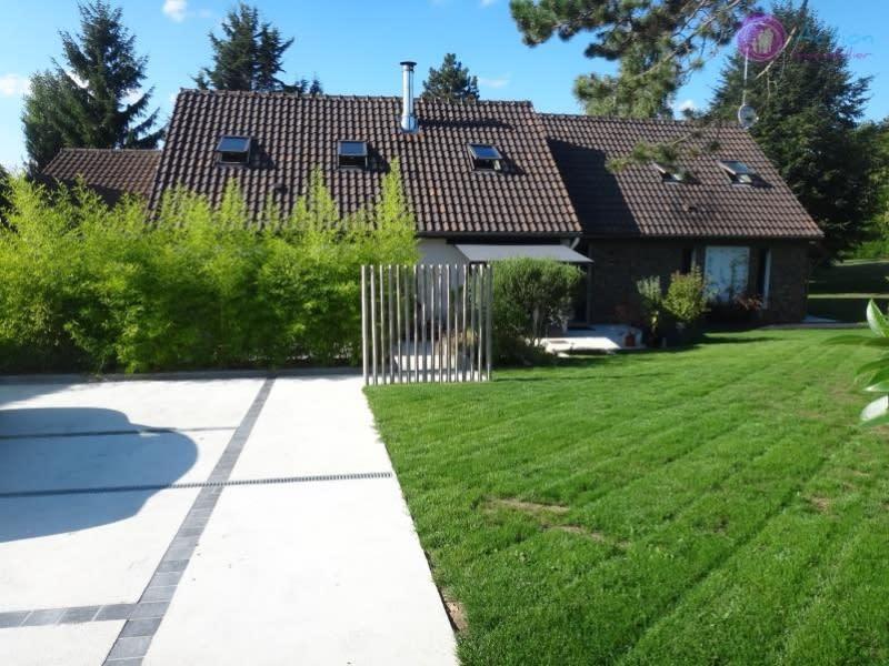 Deluxe sale house / villa Lesigny 870000€ - Picture 2