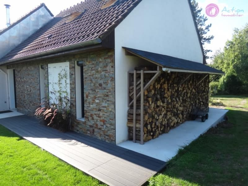 Deluxe sale house / villa Lesigny 870000€ - Picture 3