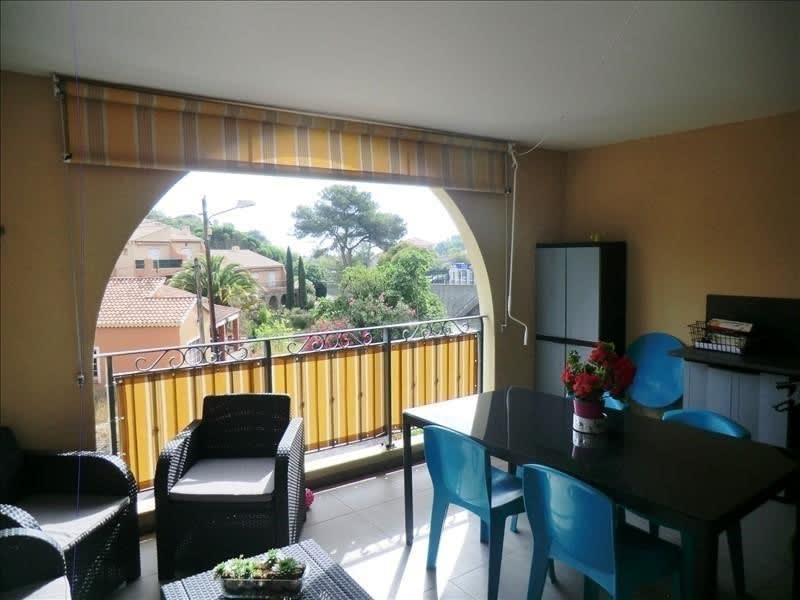 Sale apartment Saint raphael 349000€ - Picture 1