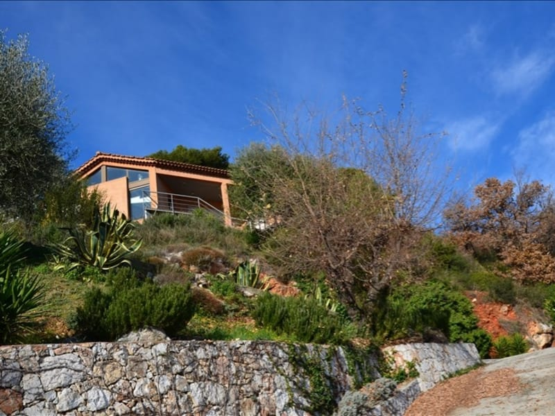 Sale house / villa Falicon 1250000€ - Picture 2