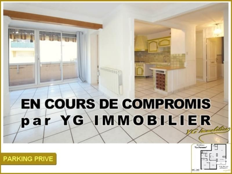 Sale apartment Toulon 154 000€ - Picture 1