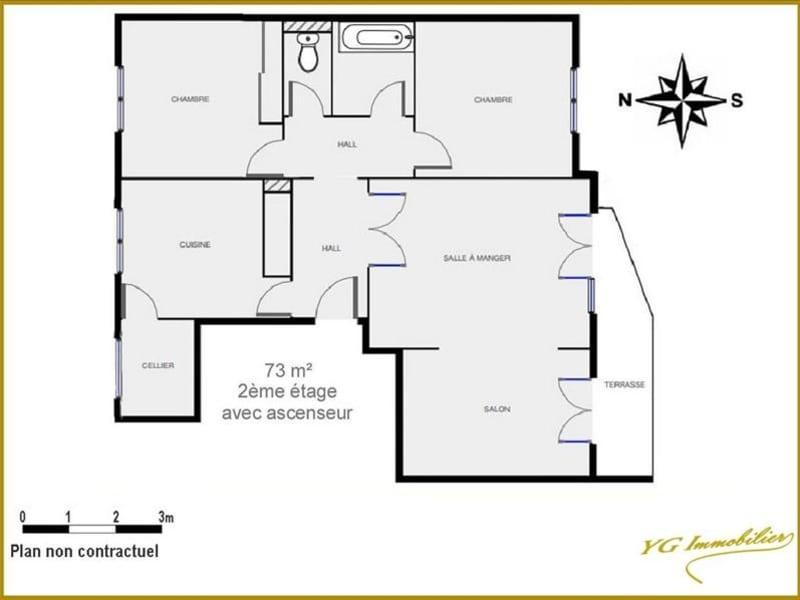 Vente appartement Toulon 169000€ - Photo 2