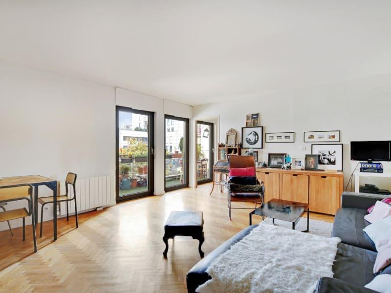 Vente appartement Paris 20ème 925000€ - Photo 1