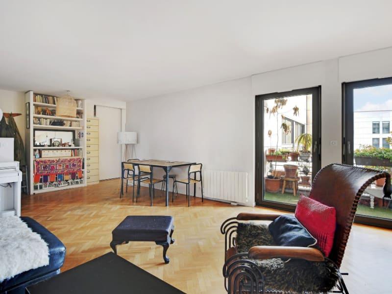 Sale apartment Paris 20ème 925000€ - Picture 2