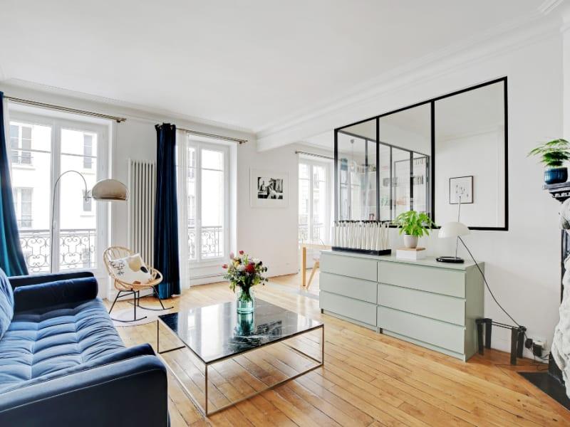 Vente appartement Paris 10ème 655000€ - Photo 1