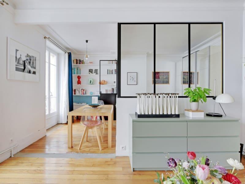 Vente appartement Paris 10ème 655000€ - Photo 5