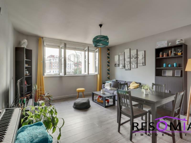 Sale apartment Issy les moulineaux 430000€ - Picture 1