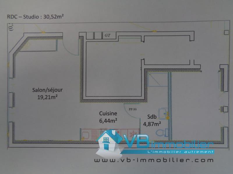 Location appartement Savigny sur orge 670€ CC - Photo 2