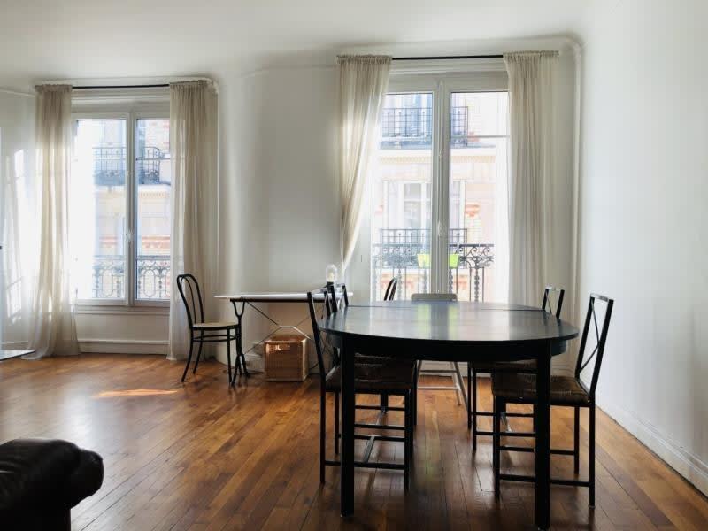 Rental apartment Paris 14ème 1970€ CC - Picture 1