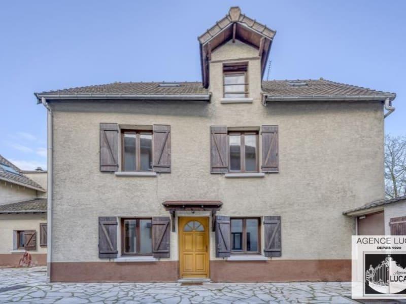 Vente maison / villa Verrieres le buisson 490000€ - Photo 1